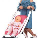 Il passeggino giocattolo è perfetto per far divertire il vostro bambino con la sua bambola.